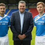 New St Johnstone Strip 2016-17 | Alan Storrar Cars to be new Saints shirt sponsor