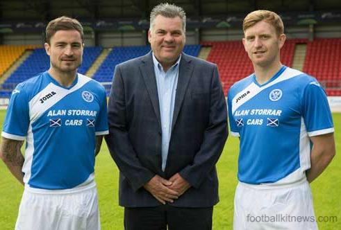 St.Johnstone Strip 2016 17