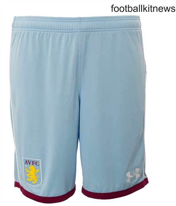 Villa Away Shorts 16 17