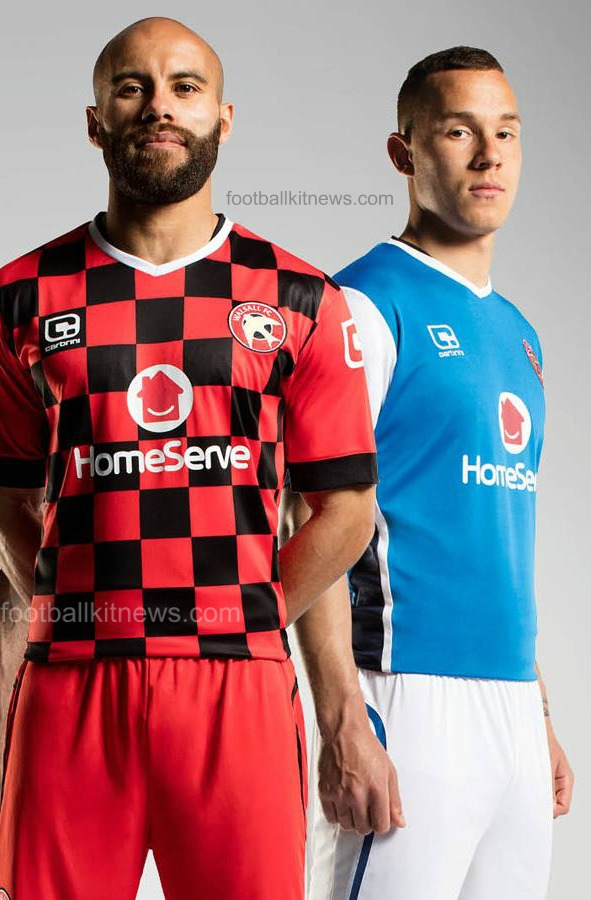 Walsall FC Kit 2016 17