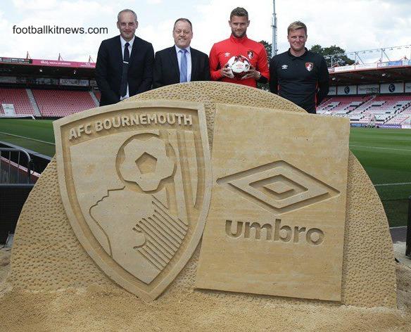 AFCB Umbro Kit Deal Sand Structure