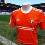 Osasuna to wear special orange kit vs Barcelona April 2017