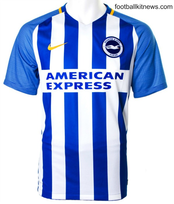 BHAFC Home Kit 2017 18