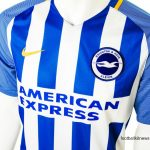 New BHAFC Kit 2017-18 | Nike Brighton & Hove Albion Home Jersey 2017-2018