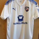 New Chesterfield FC Kits 2017-18- Puma Chesterfield Home & Away Shirt 2017-2018