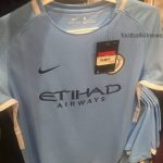 Leaked Picture- Manchester City Home Kit 2017-18