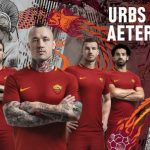 New AS Roma Jersey 2017-2018 | Nike Roma Top 17-18