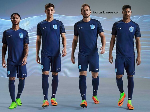 New England Away Football Kit 2017