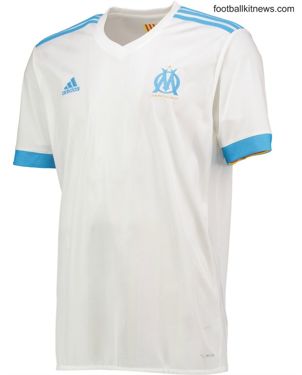 New Marseille Home Jersey 2017 2018