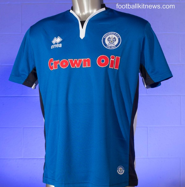 Rochdale Home Kit 2017 18