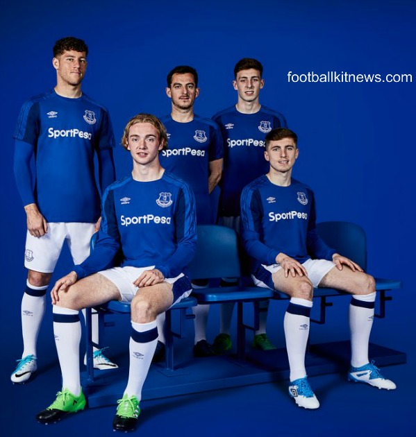 Sportpesa Everton Kit 2017 2018