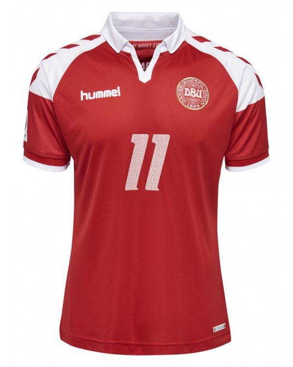Denmark Euro 1992 25th Anniversary Jersey