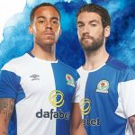 New Blackburn Rovers Shirt 2017-2018 | Umbro BRFC Home Kit 17-18