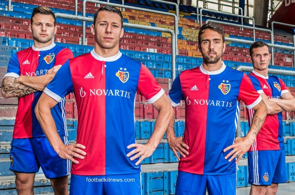 FC Basel Home Jersey 2017 2018
