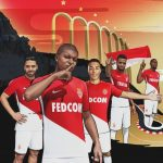 New Monaco Jersey 2017-2018 | Mbappe & Lemar help launch ASM home kit