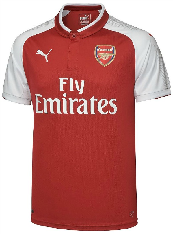 New Arsenal Jersey 2017 2018