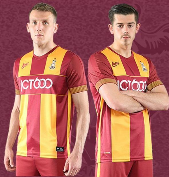 5106466c2a3 cockneyhammer wrote: New Bradford City Kit 2017-2018 | Avec BCAFC Home  Shirt 17-18 england