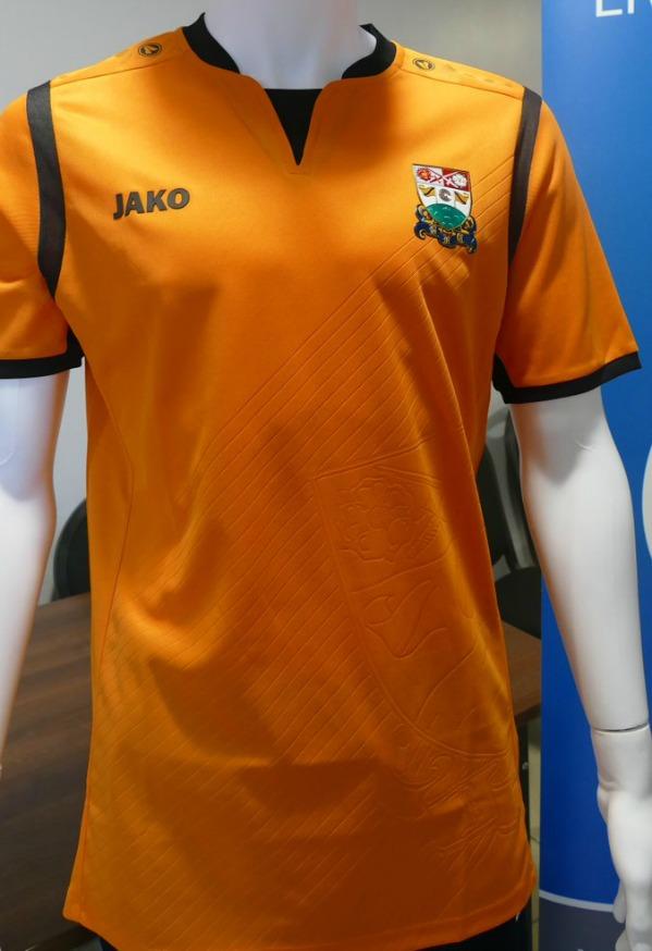 New Barnet FC Kit 2017 18