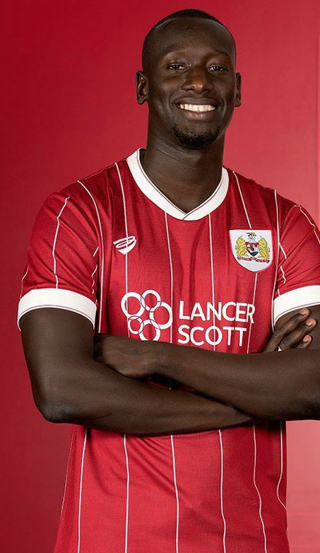 New Bristol City Kit 2017 18
