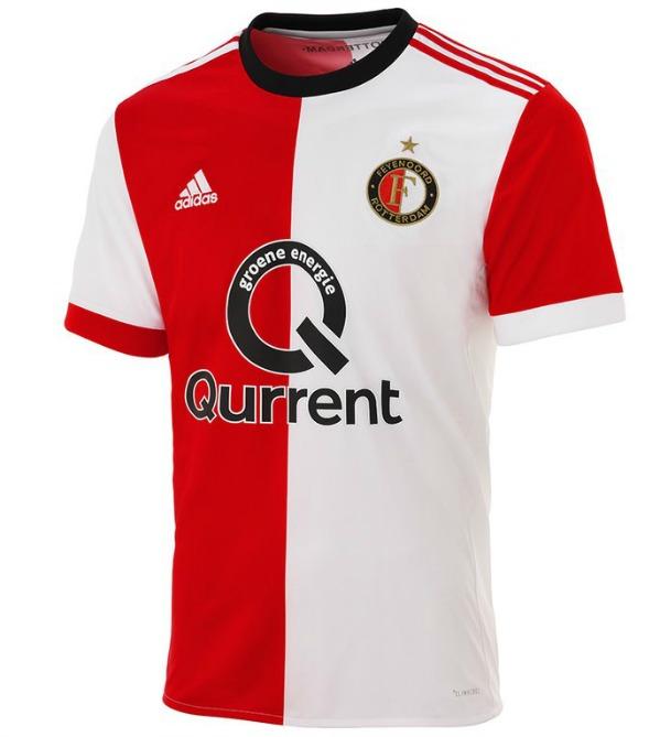 New Feyenoord Shirt 2017 2018