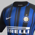 New Inter Milan Strip 17-18 | Nike Inter Jersey 2017-2018