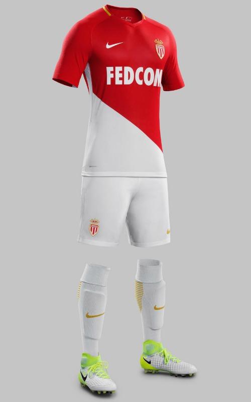 New Monaco Jersey 2017 2018