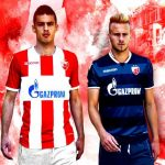 New Crvena Zvezda Jerseys 2017-2018 | Macron Red Star Belgrade Kits 17-18