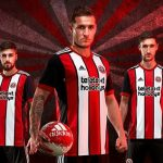 New Sheffield United Kit 2017-18 | Adidas SUFC Home Shirt with Teletext Sponsorship