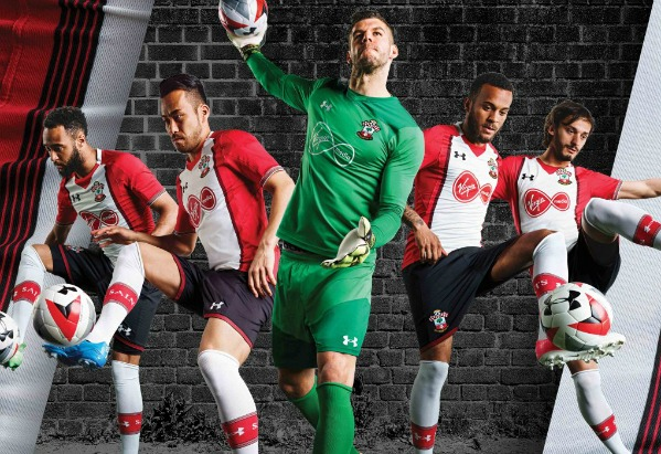 New Saints FC Kit 2017 18