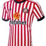 New Sunderland Strip 2017-2018 | SAFC Adidas Home Kit 17-18