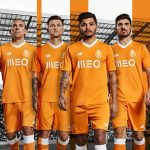 Orange FC Porto Away Shirt 2017-2018