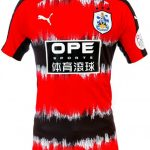 New Huddersfield Town Red & Navy Kits 2017-18 | HTAFC Alternate Shirts 2017-2018