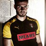 New Rotherham United Third Kit 2017-18 by Puma