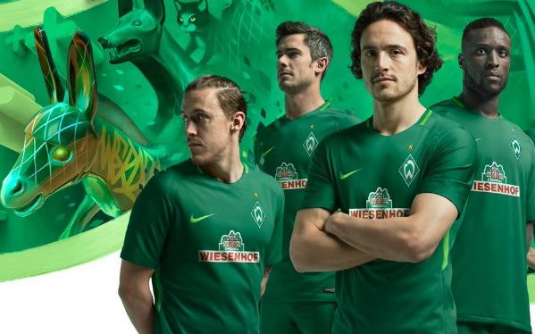 Werder Bremen Last Nike Kit 2017 18