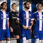 Athletic Bilbao New Balance Jerseys 2017-2018 | Athletic Club 2017-18 Home, Away & Third Kits