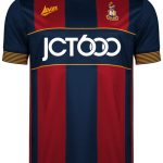 New BCAFC Away Kit 17-18 | Avec Sport Bradford City Alternate Shirt 2017-2018