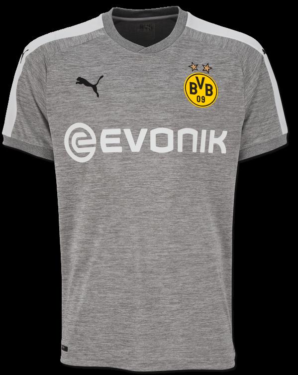 New Borussia Dortmund Alternate Jersey Tujuh Delapan Bvb Away And