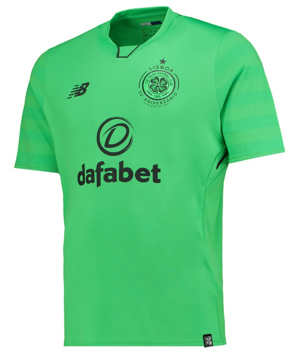 Green Celtic Third Strip 2017 2018