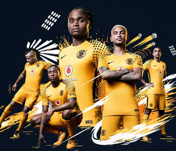 Kaizer Chiefs New Jersey 2017 2018