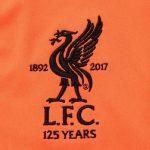 Orange Liverpool Kit 2017-18 | New LFC Third Jersey 2017-2018