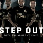 Black NUFC Strip 17-18 | Puma Newcastle United Third Kit 2017-18