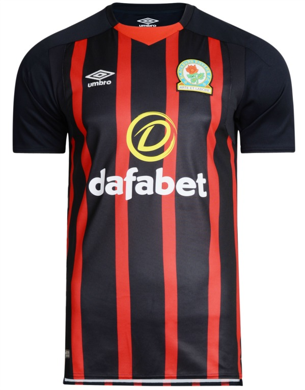 New Blackburn Away Kit 2017 18