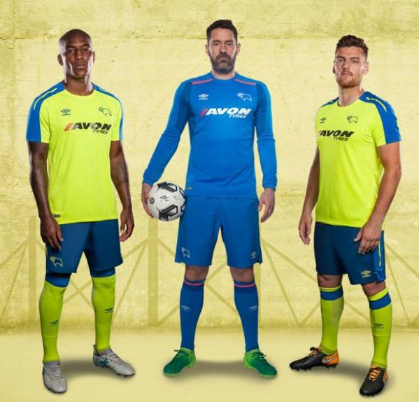 New DCFC Away Kit 17 18