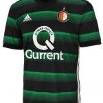 New Feyenoord Away Kit 2017/18 by Adidas