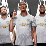Grey Man Utd Shirt 2017-2018 | New Manchester United Third Kit 17-18