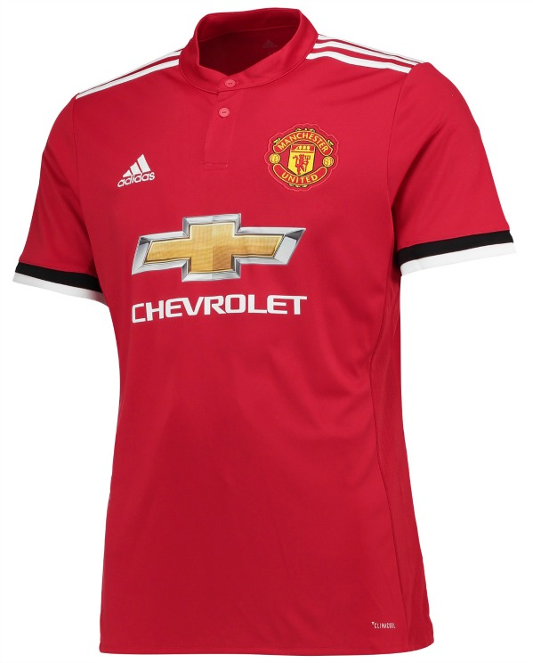 New Manchester United Top 2017 2018