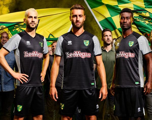 New NCFC Away Shirt 2017 2018