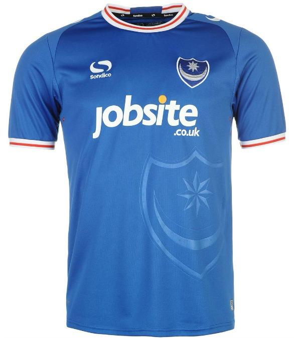New Portsmouth Kit 2017 18