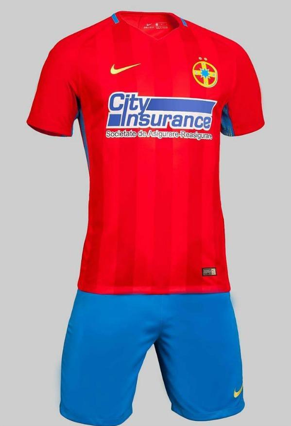 New Steaua Bucharest Jersey 2017 2018