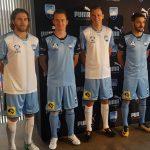 New Sydney FC Jerseys 2017-2018 | Puma reveal home, away & third kits